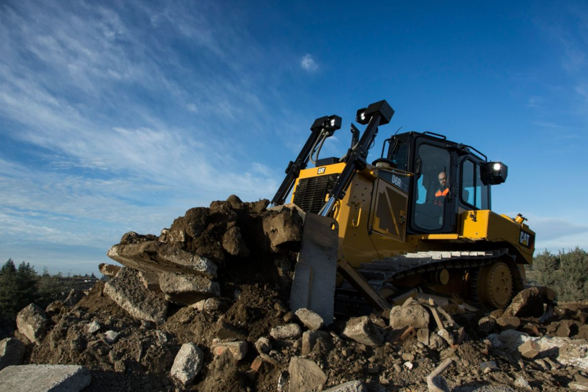 Get financing at 1.99% when you put 20% down on a New Cat® D6R Dozer