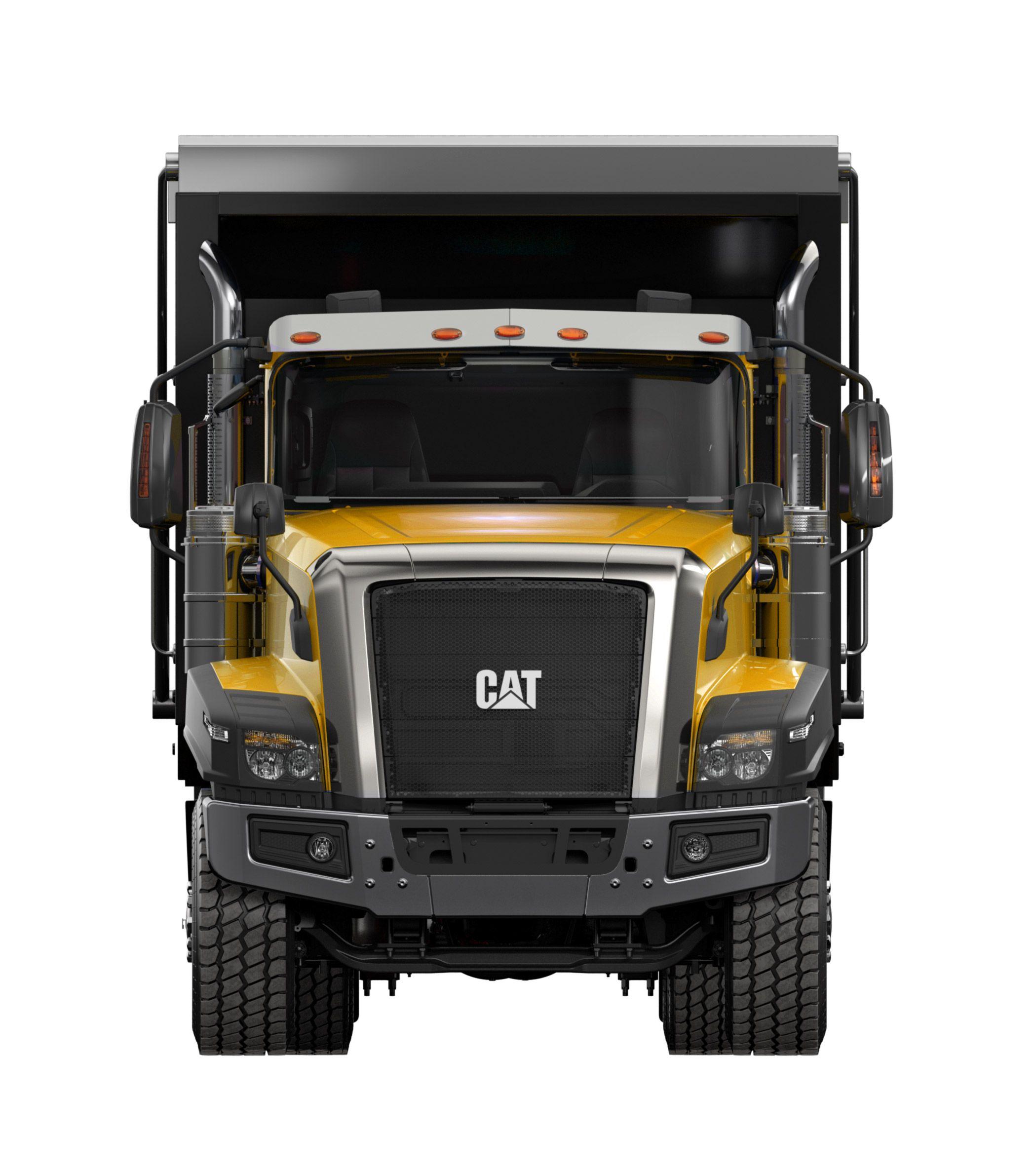 New Cat On-highway Trucks For Sale