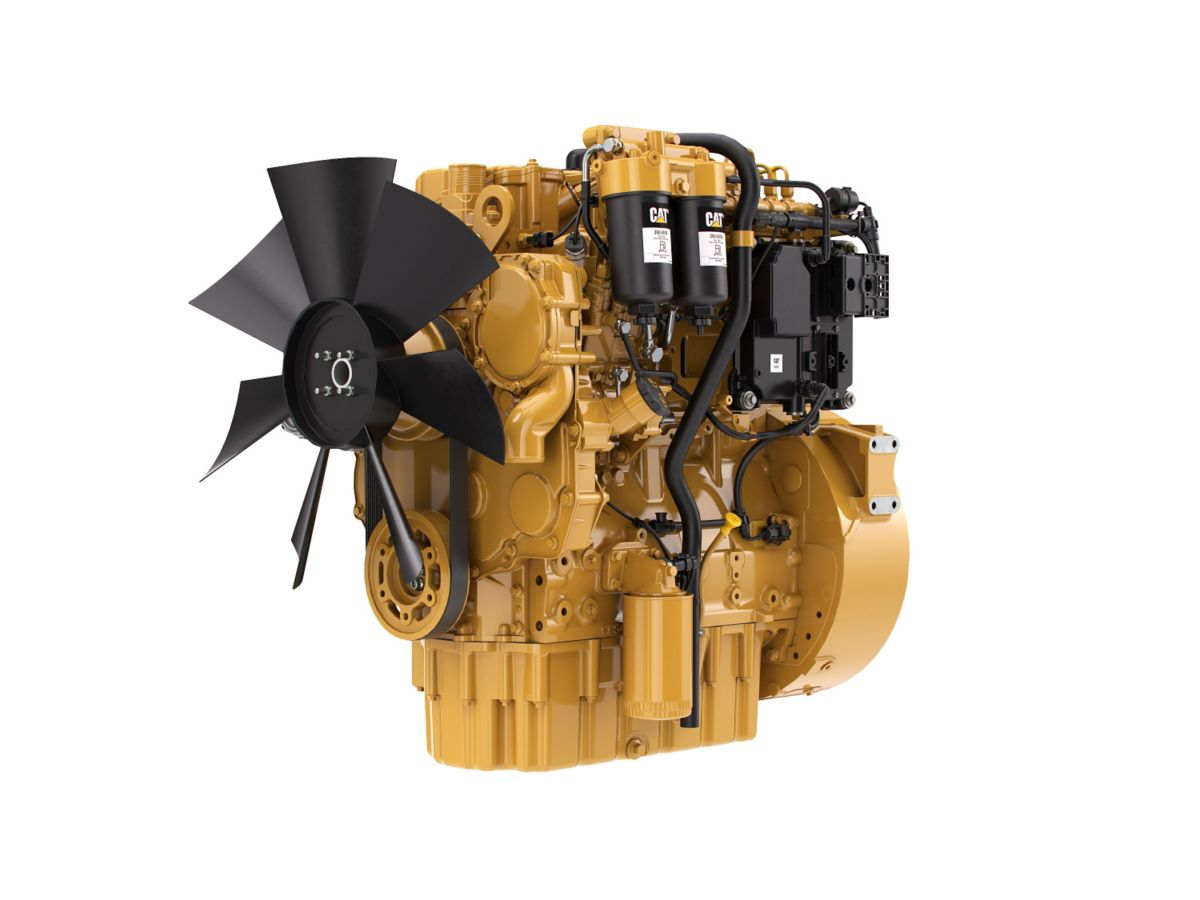 C4.4 ACERT LRC Diesel Engines - Lesser Regulated & Non-Regulated