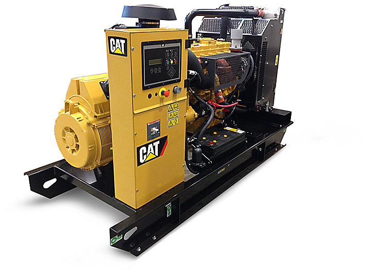 C7 1 (60 HZ) | 114-200 kW Diesel Generator | Caterpillar - Cat