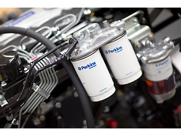 Causes of blue smoke from diesel engines exhausts | Perkins Engines