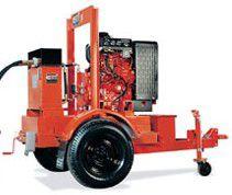 Paquete de potencia hidráulica HS150