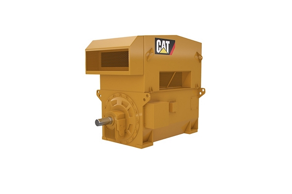 Cat Electric Drive Motors for Gas Compression