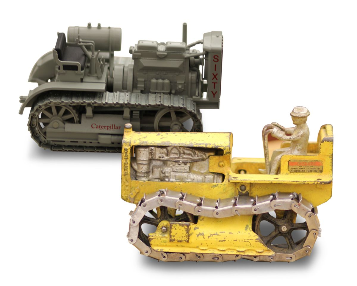 Caterpillar Archive Cat 3600 Gas Engine Diagram Until 1931 Equipment Was Painted Gray The Company Made A Colorful Change To Highway Yellow By End Of Year