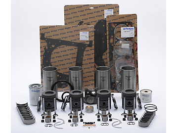 Overhaul kits: the complete package | Perkins Engines