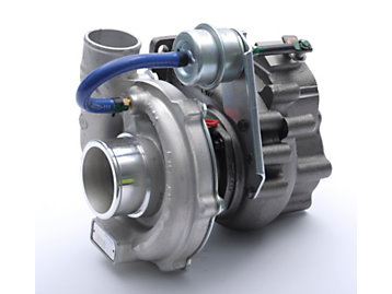 Turbochargers boost performance | Perkins Engines