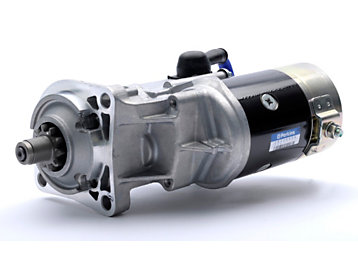 Starter motors are designed to fire at least 36,000 times