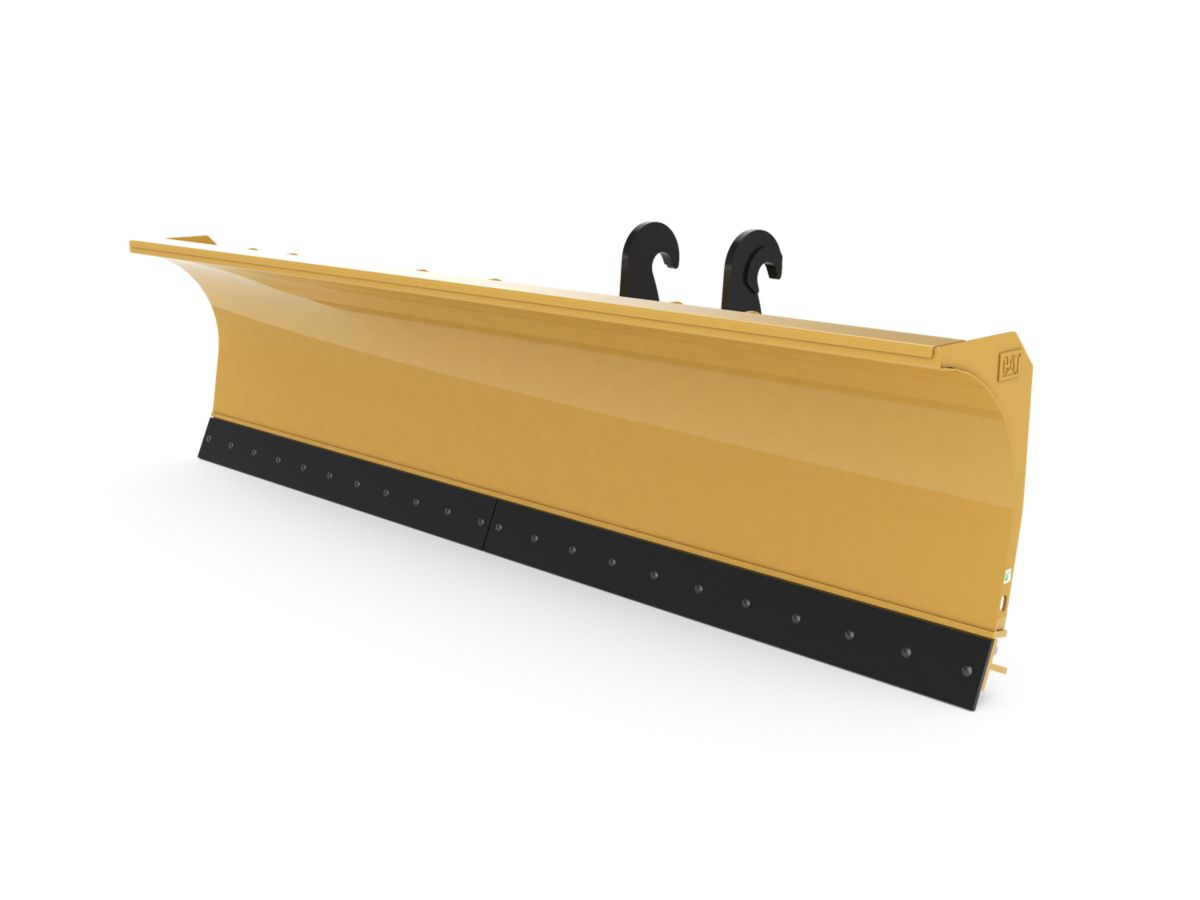 4.2 m (14 ft) Snow Plow for Small Wheel Loaders