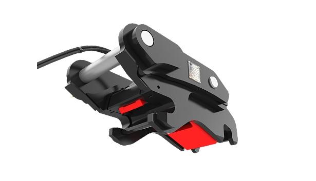Dual Lock Pin Grabber Coupler
