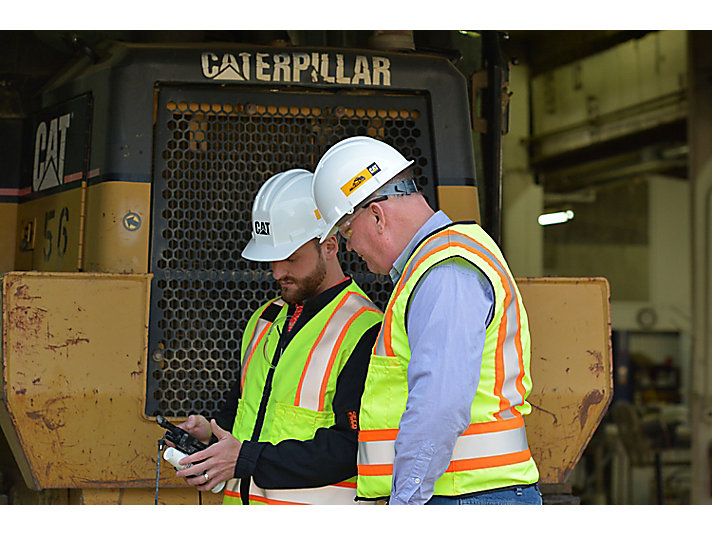 Caterpillar   Taking Wear Measurement Tools to the Next Level