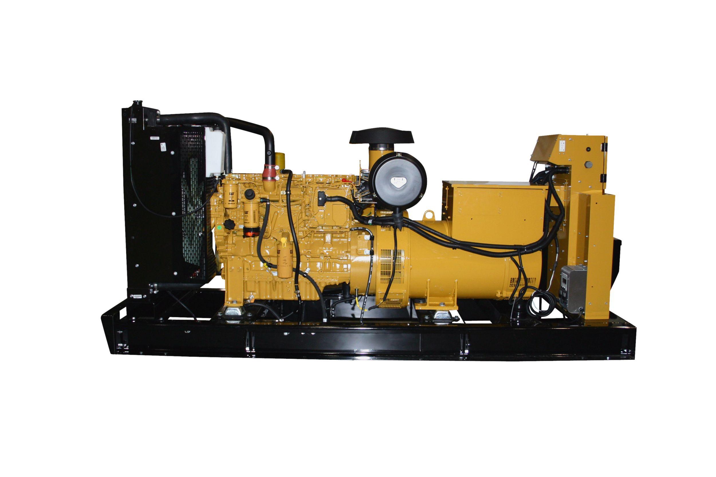 C6.6 Generator Set