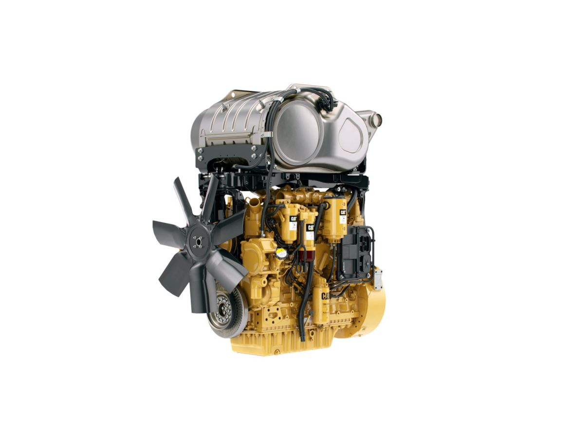 C7.1 ACERT Tier 4 Diesel Engines - Highly Regulated