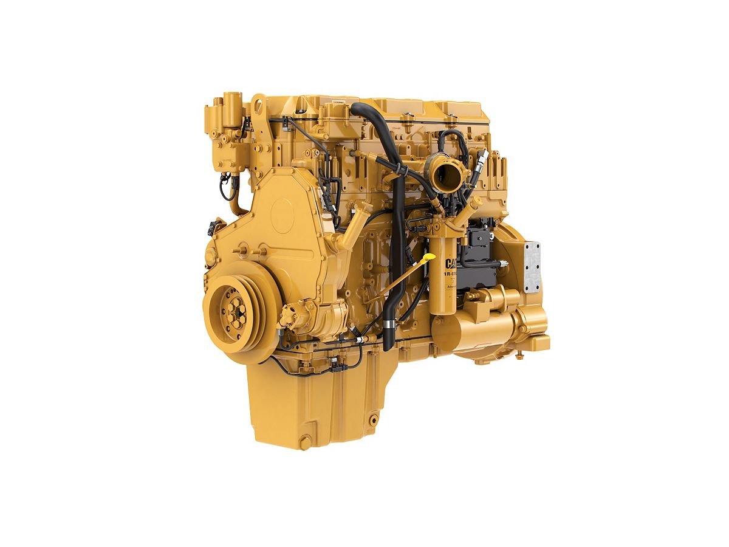 C11 LRC Diesel Engines – Lesser Regulated & Non-Regulated