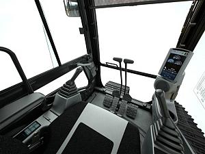 330D2 OEM Cab