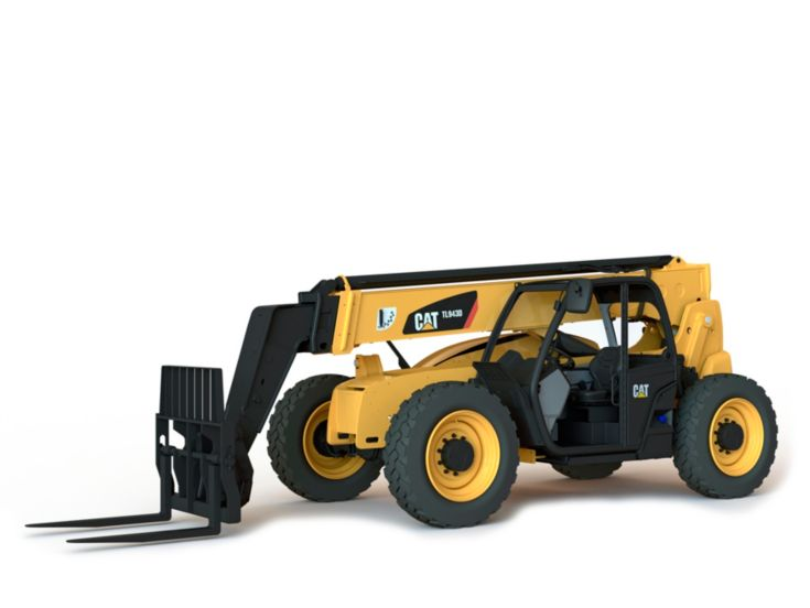 Skid Steer and Compact Track Loaders - TL943D