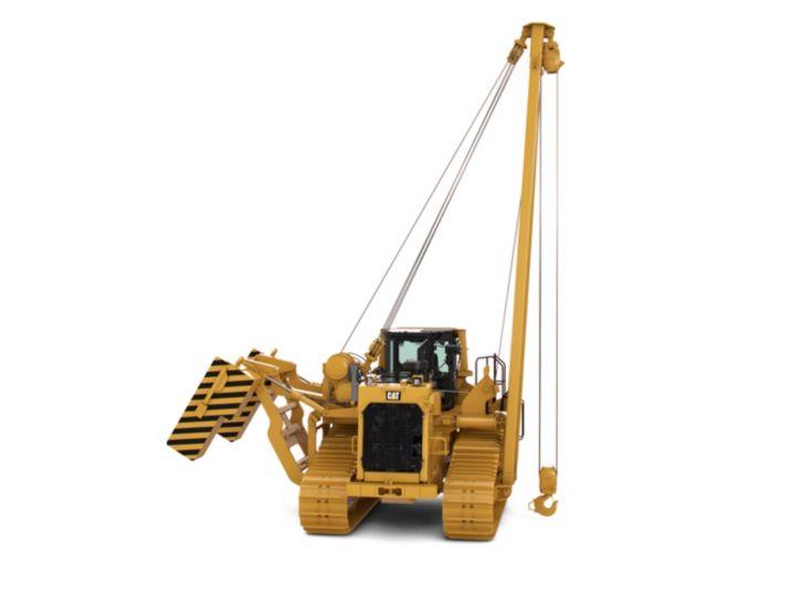 Pelles minières hydrauliques - PL83