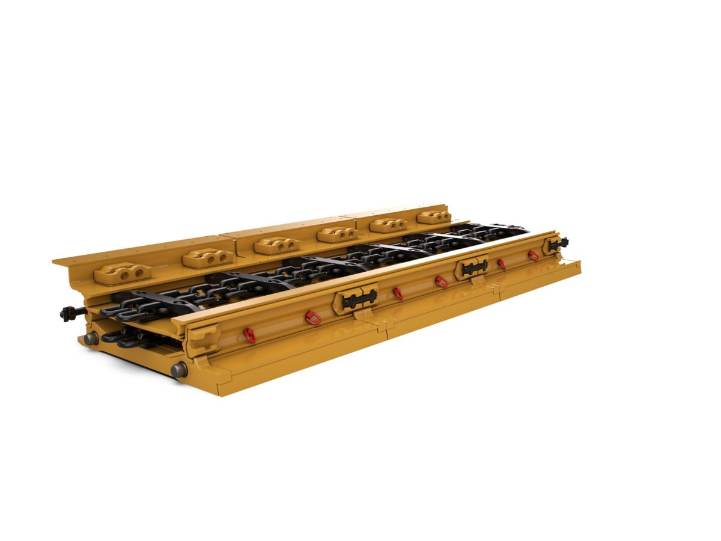 PF7 Face Conveyor Line Pan