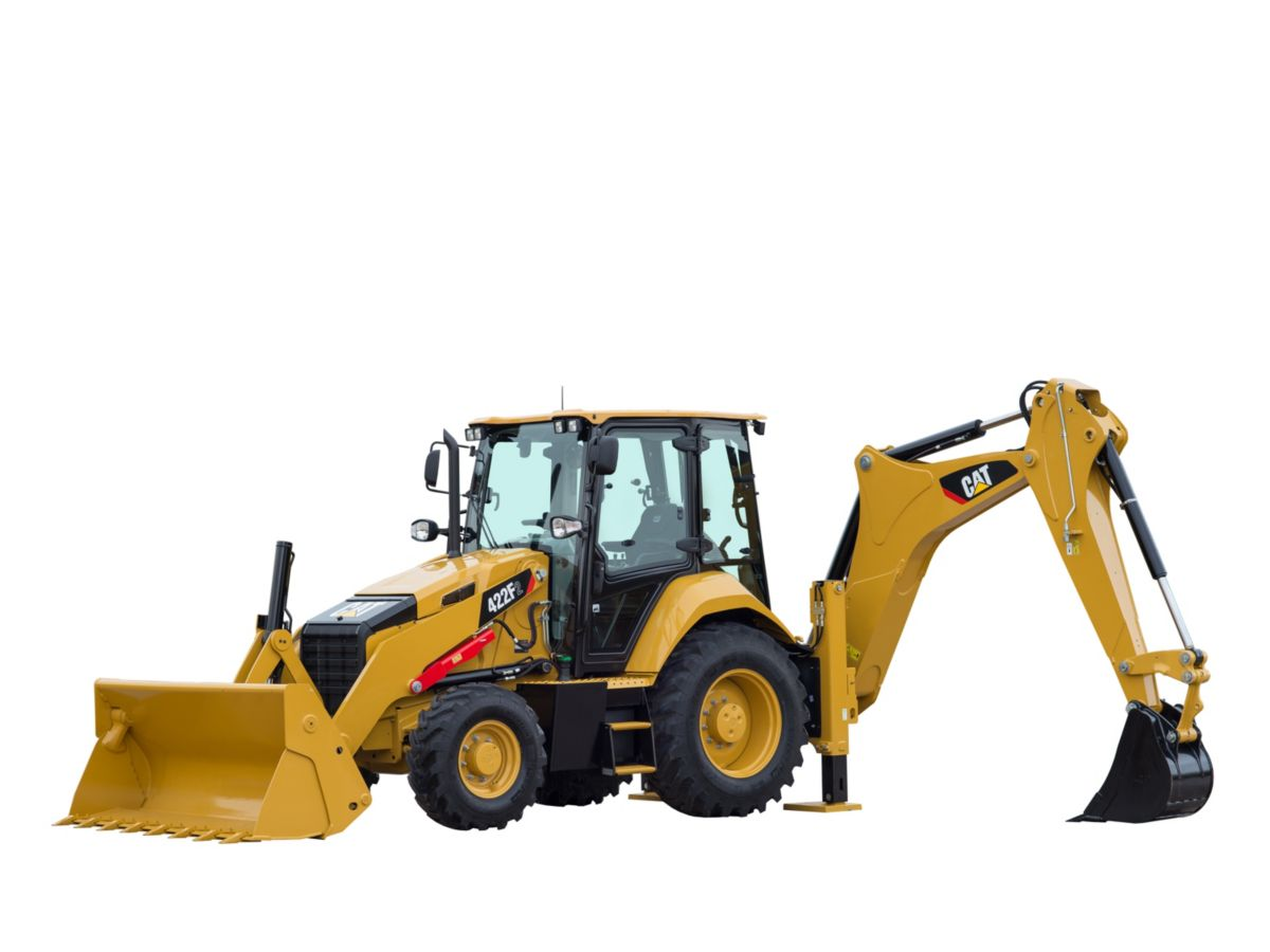 0% Special Offer on New Cat® Backhoe Loaders