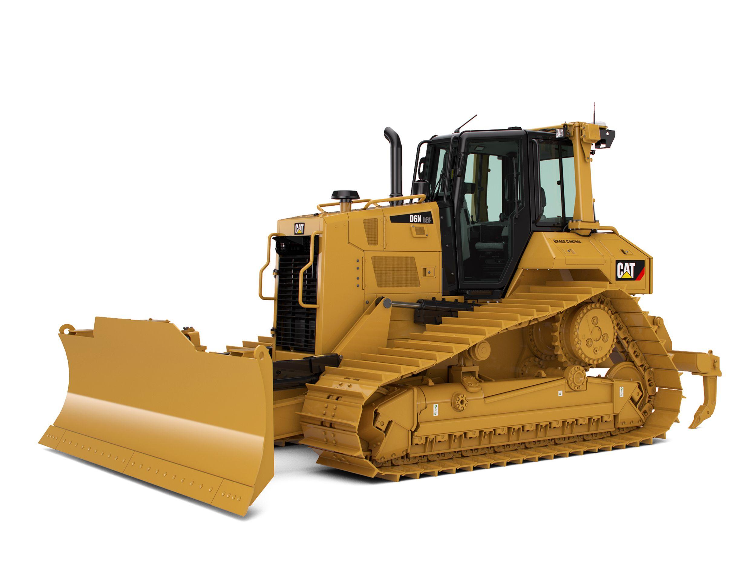 D6N Medium Track-Type Tractor