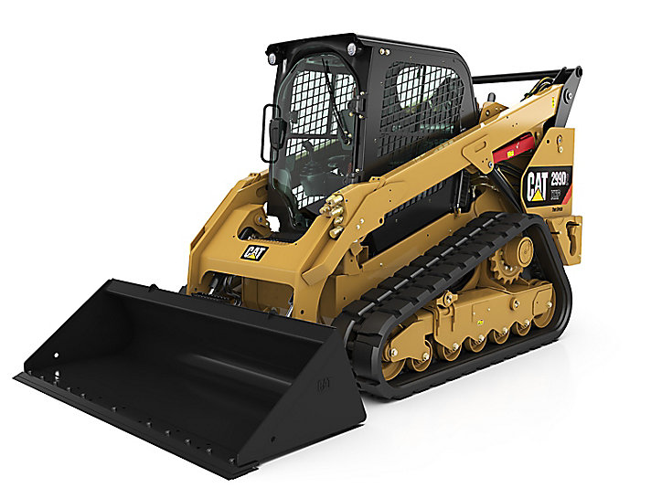 Cat | 299D2 XHP Compact Track Loader | Caterpillar
