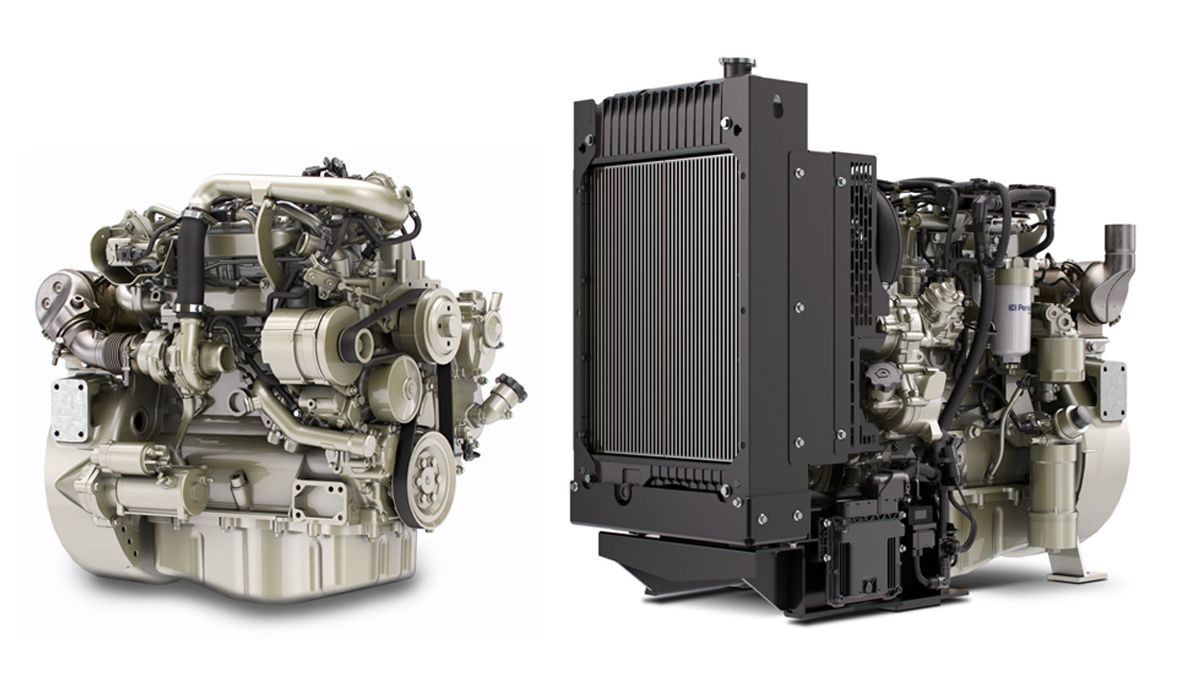 Variable and fixed speed engines
