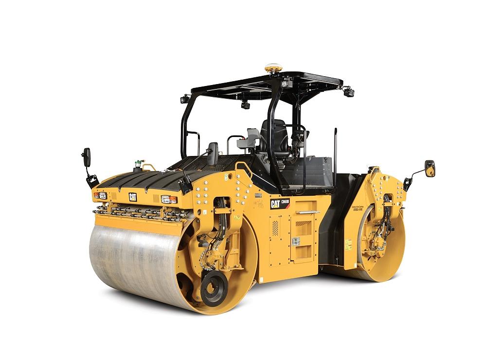 New Cb68 Vibratory Asphalt Compactors For Sale Whayne Cat