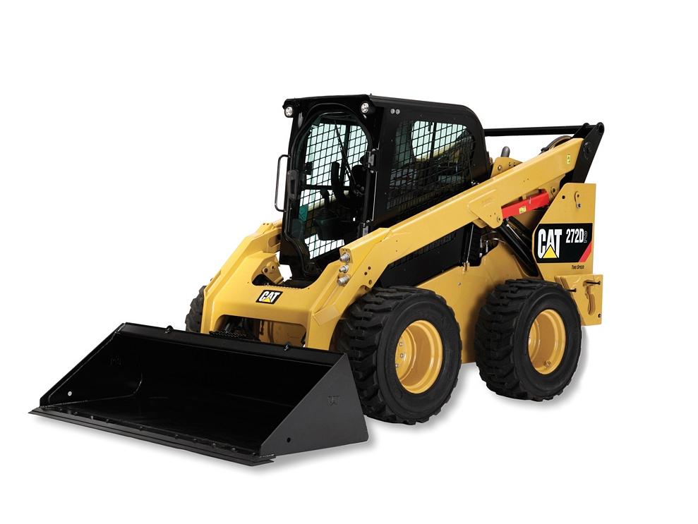 Whayne Walker Cat | New 272D2 Skid Steer Loader for Sale