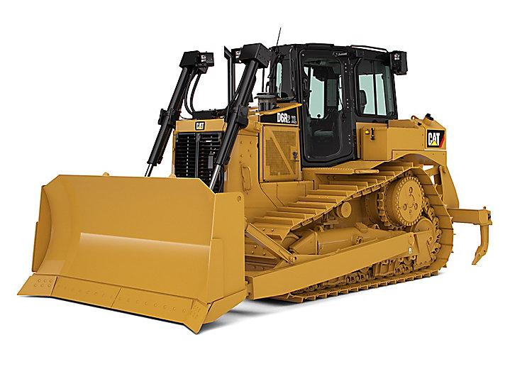 Cat | D6R2 Dozers | Bulldozers | Crawler Dozers | Caterpillar
