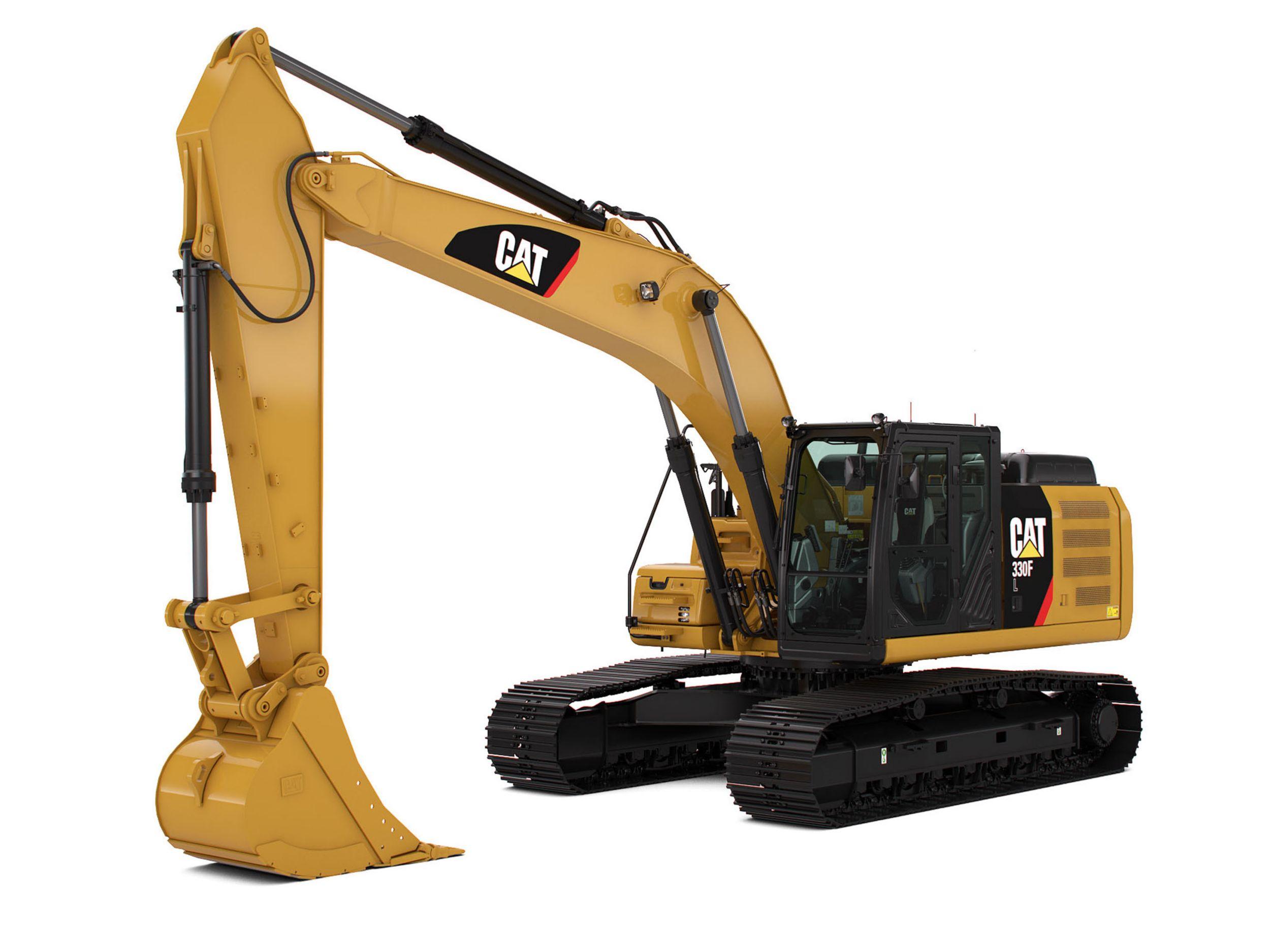 330F Medium Hydraulic Excavator