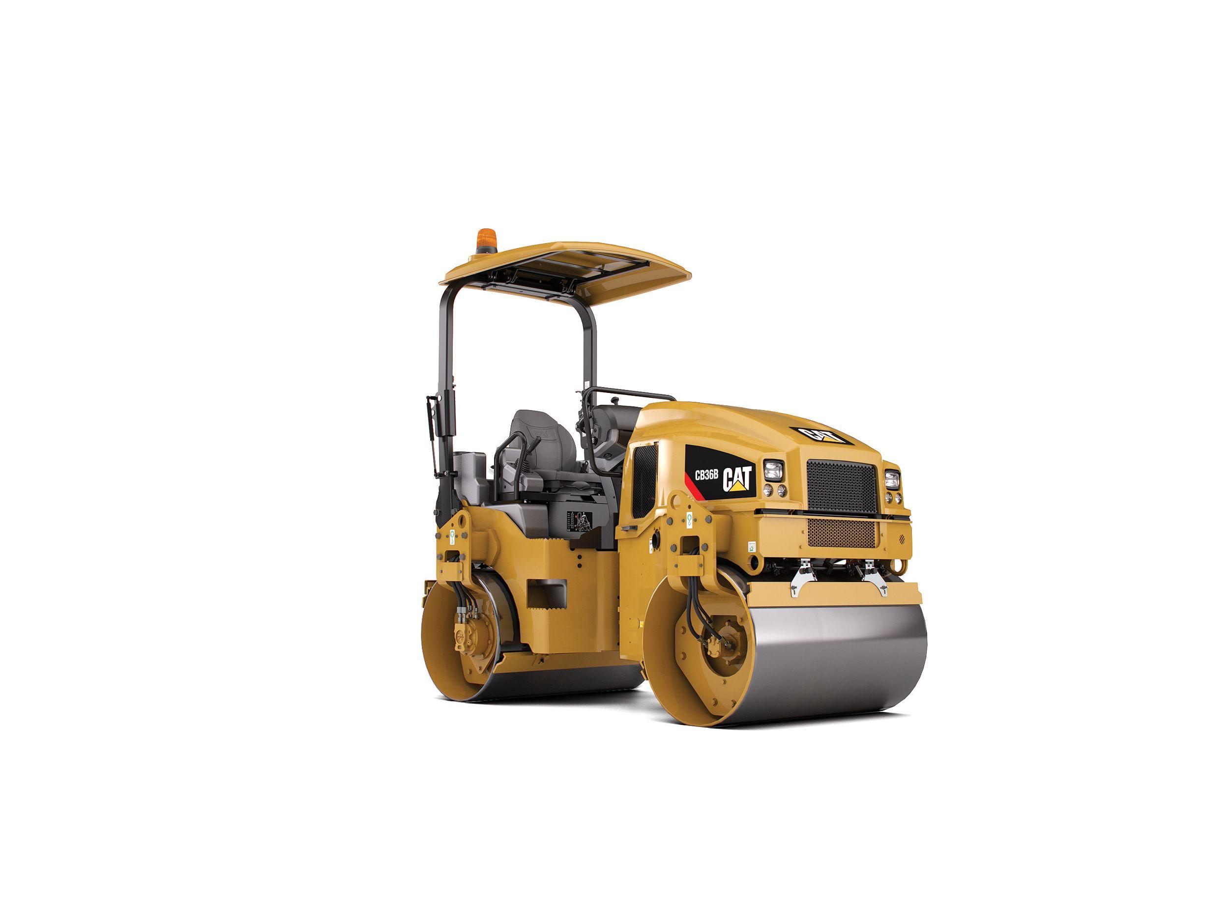 CB36B Utility Compactor