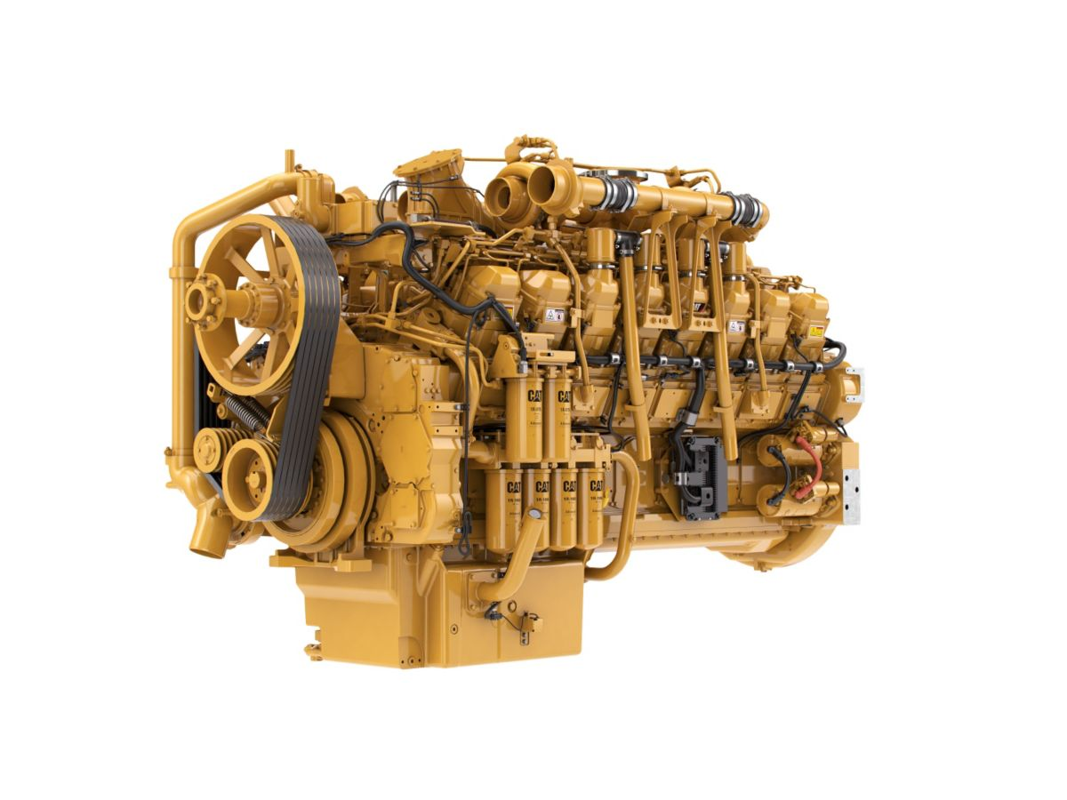 Cat® 3516C Industrial Diesel Engine