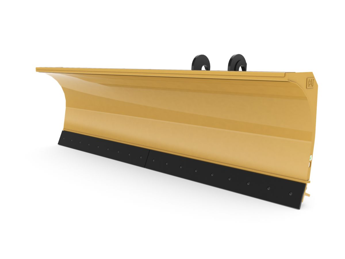 3.6 m (12 ft) Snow Plow for Small Wheel Loaders