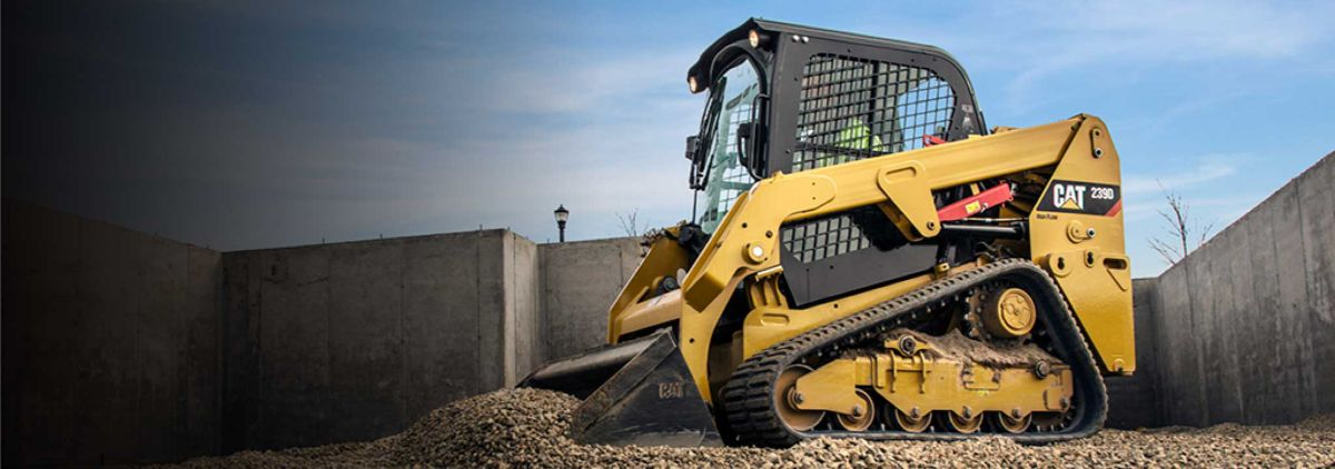 Cat | D and D2 Series Compact Loaders | Caterpillar