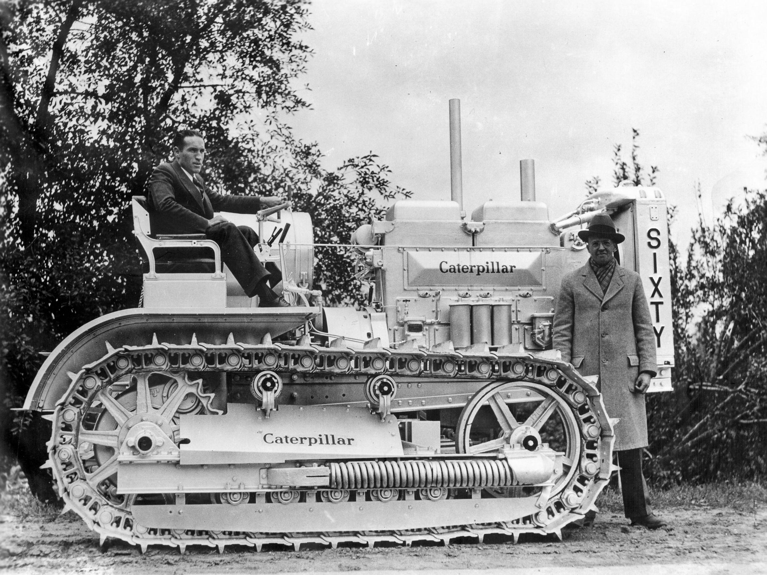 Caterpillar Diesel Sixty Tractor