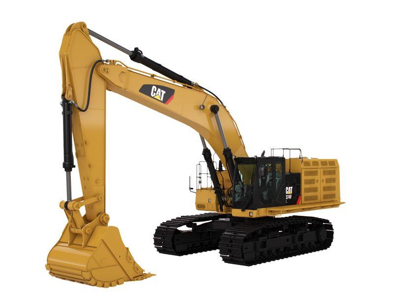 374F L Large Hydraulic Excavator