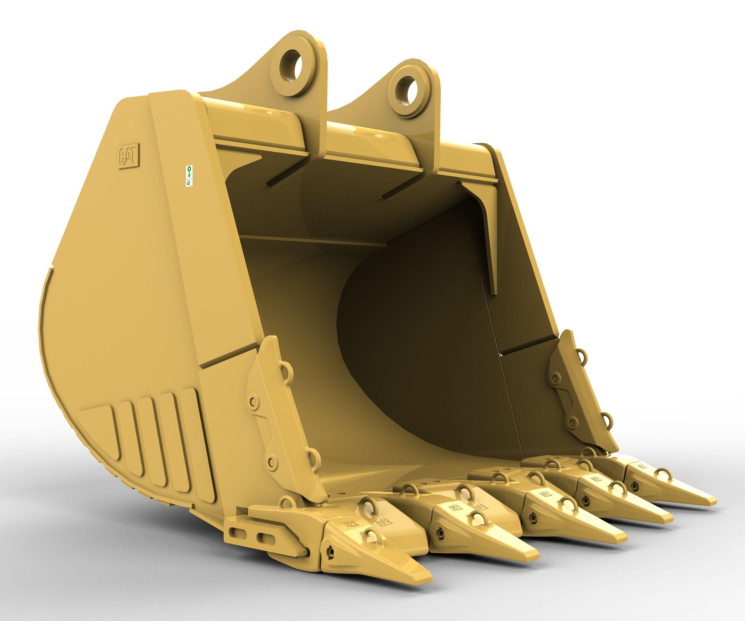 8.1m (10.6)yd Heavy Duty bucket for the 6015B Hyd Mining Shovel