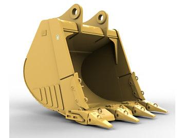 Foto del 6.6m (8.6)yd Heavy Duty bucket for the 6015B Hyd Mining Shovel