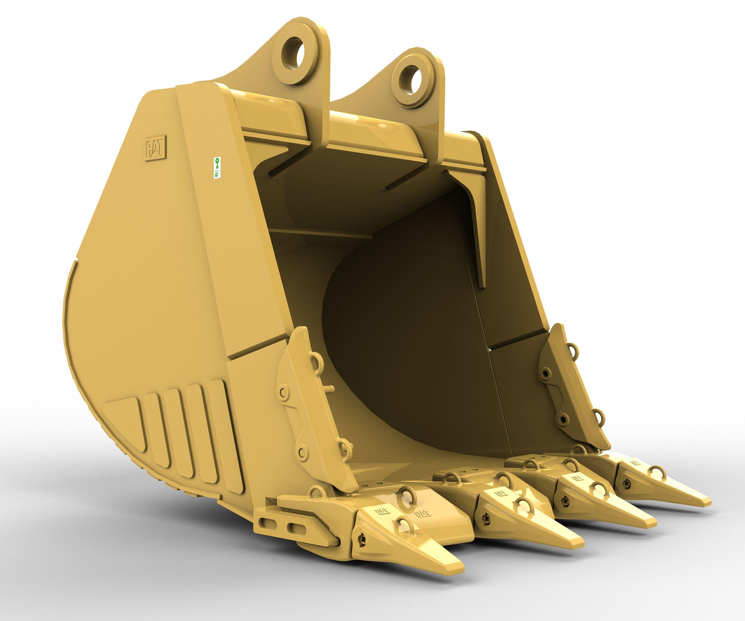 6.6m (8.6)yd Heavy Duty bucket for the 6015B Hyd Mining Shovel