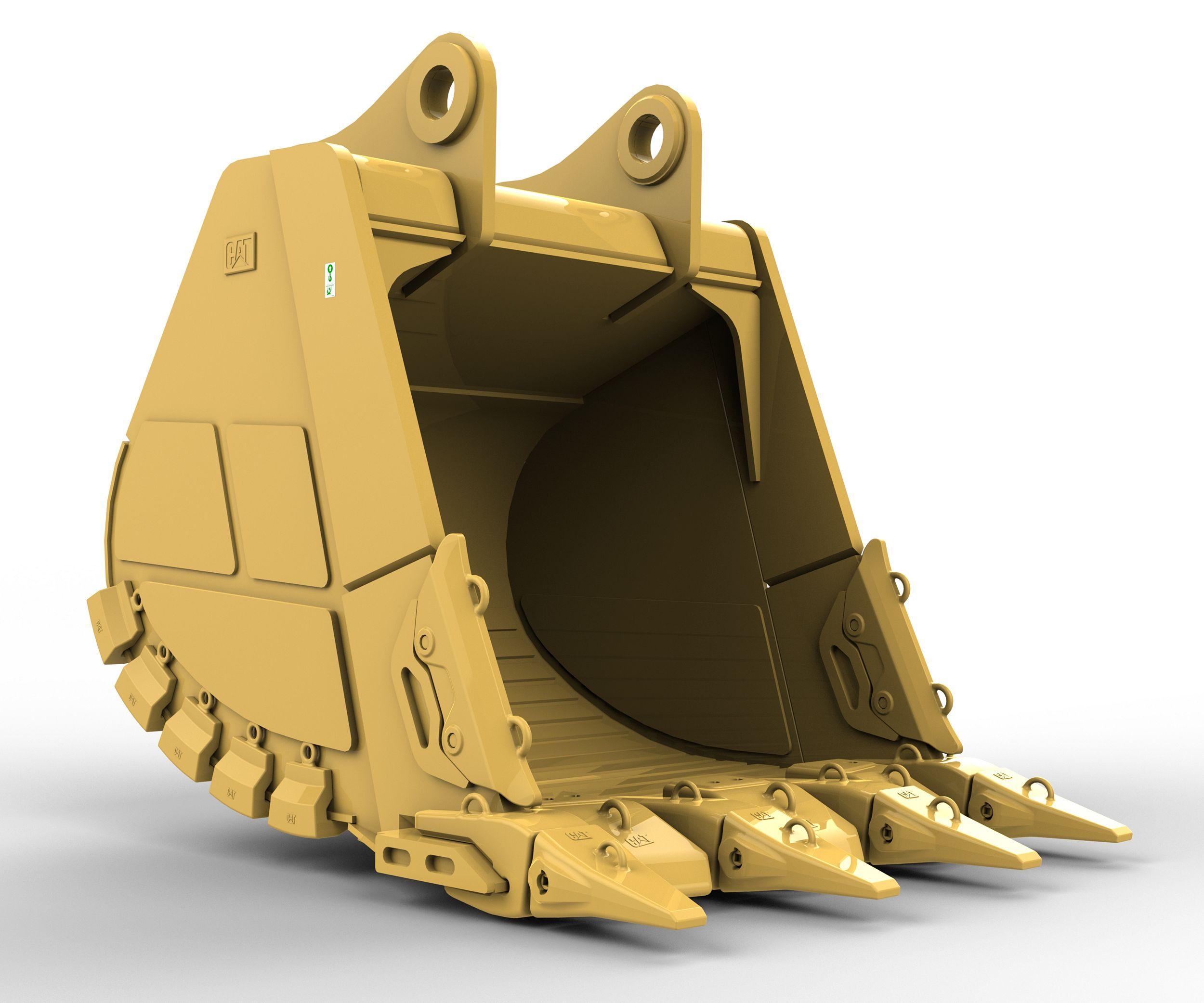 5.8m (7.6)yd Extreme Duty bucket for the 6015B Hyd Mining Shovel