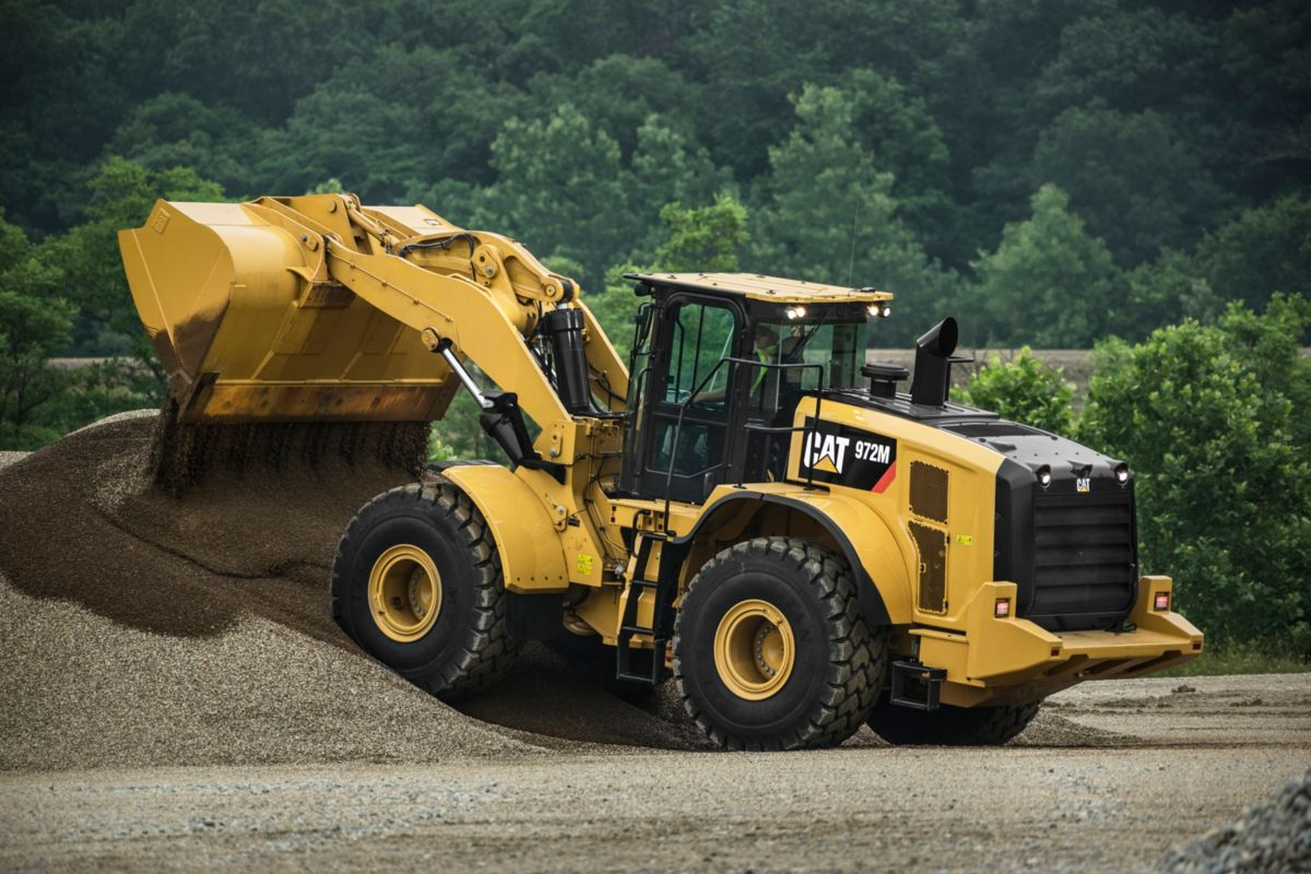 Medium Wheel Loaders 972M