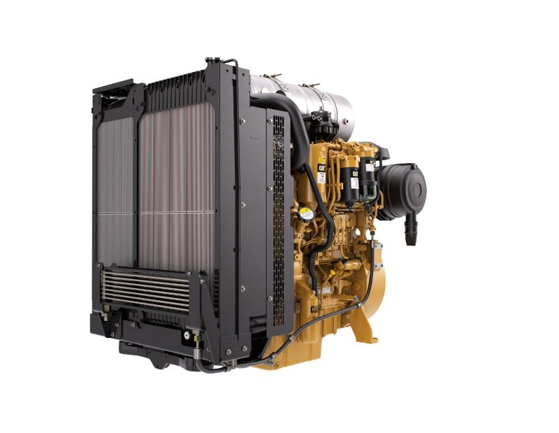 C4.4 Tier 4 Industrial Power Units - Highly Regulated