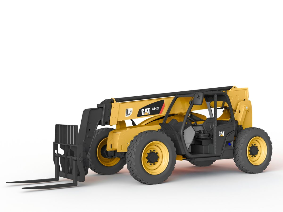 New Caterpillar TL642D