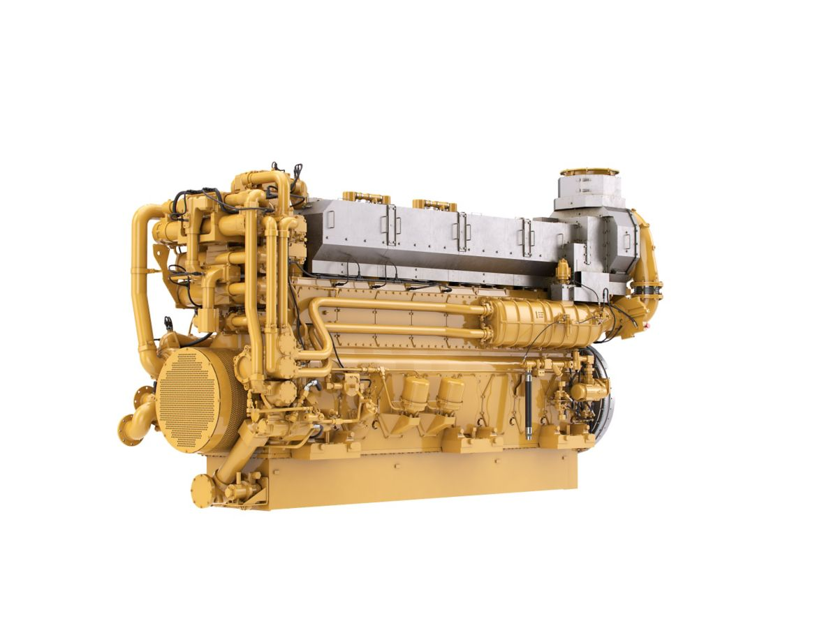 Cat C280-8 Propulsion Engine