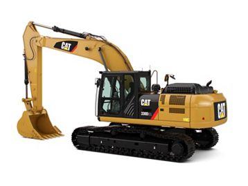 330D2 L - Medium Excavators