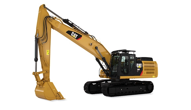 336F L Large Hydraulic Excavator with Straight Boom