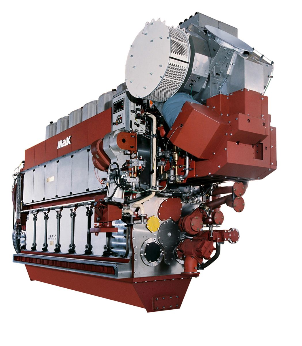 M 32 E Propulsion Engine