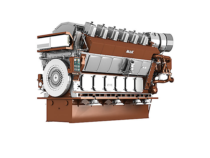 VM 32 E Propulsion Engine