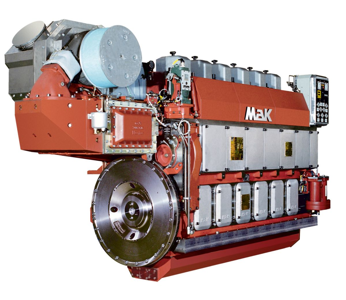 M 20 C Marine Propulsion Engine