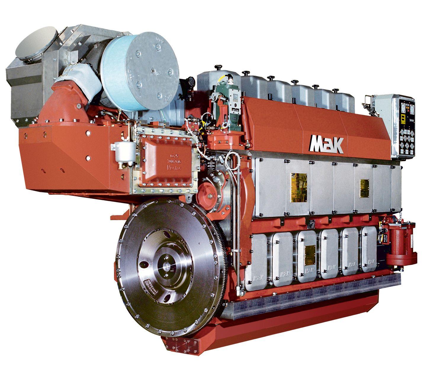 Motor de Propulsión M 20 C