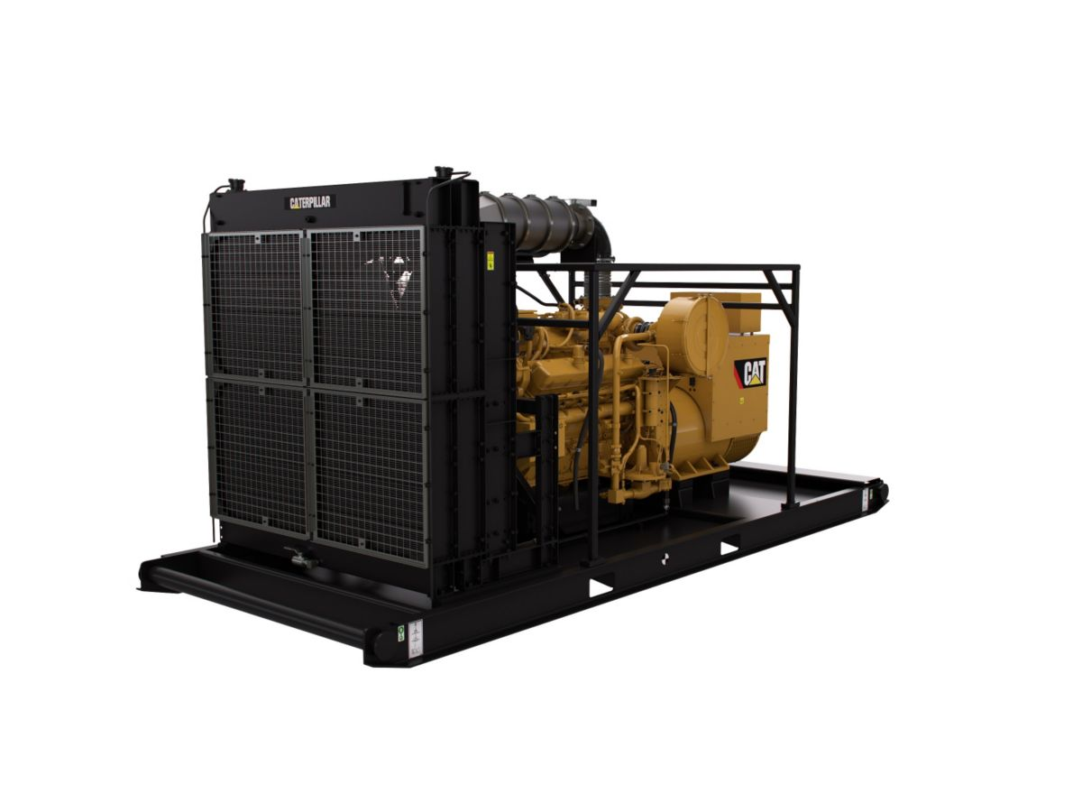 CG137-12 Oilfield Gas Generator Set